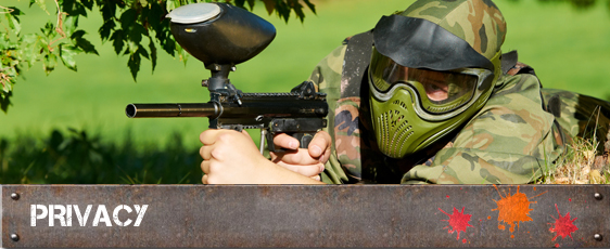 privacy paintball volpedo