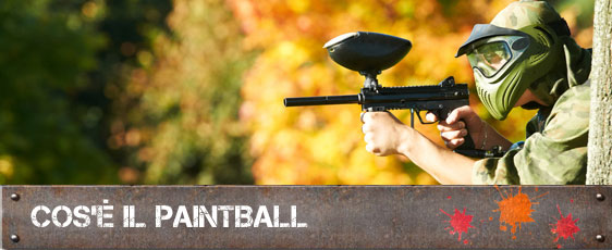 Cos e il paintball - Paintball Volpedo
